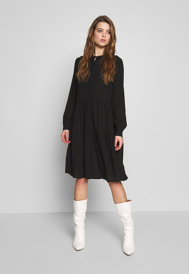 VALIS  - Shirt dress - black
