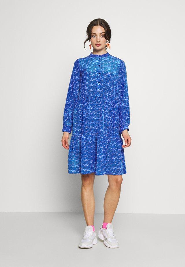 VALIS - Day dress - blue