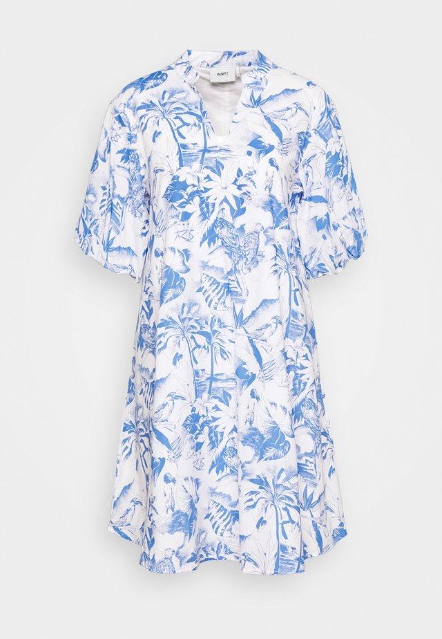 VANO  - Korte jurk - white