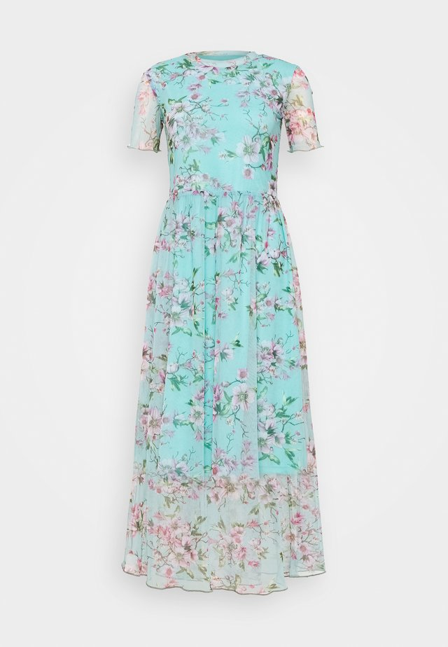 MALISSA - Day dress - aqua green
