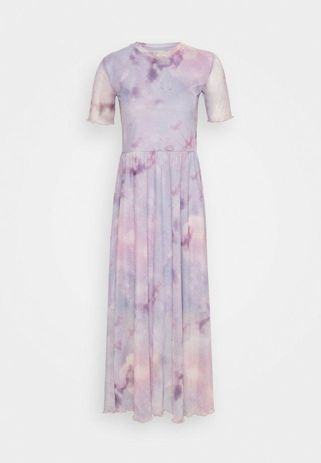 MALISSA 1834 - Korte jurk - lavender
