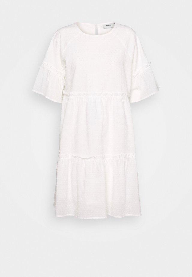GIRAL  - Korte jurk - white