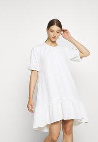 Moves - NIRI  - Day dress - white - 0