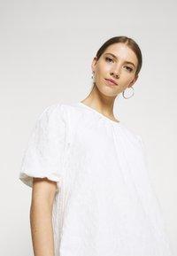 Moves - NIRI  - Day dress - white - 4