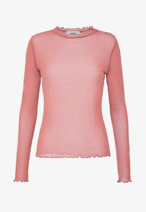 MARKHILD  - T-shirt à manches longues - faded rose