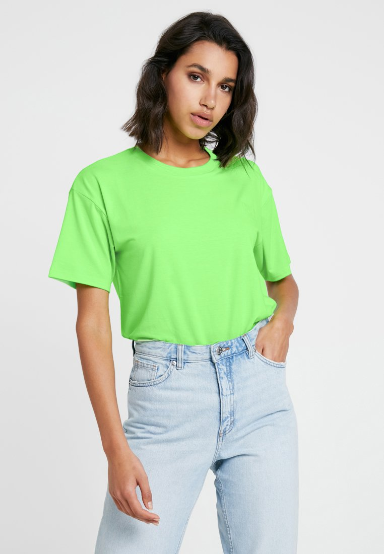 Moves - ZILVA - T-Shirt basic - neon green