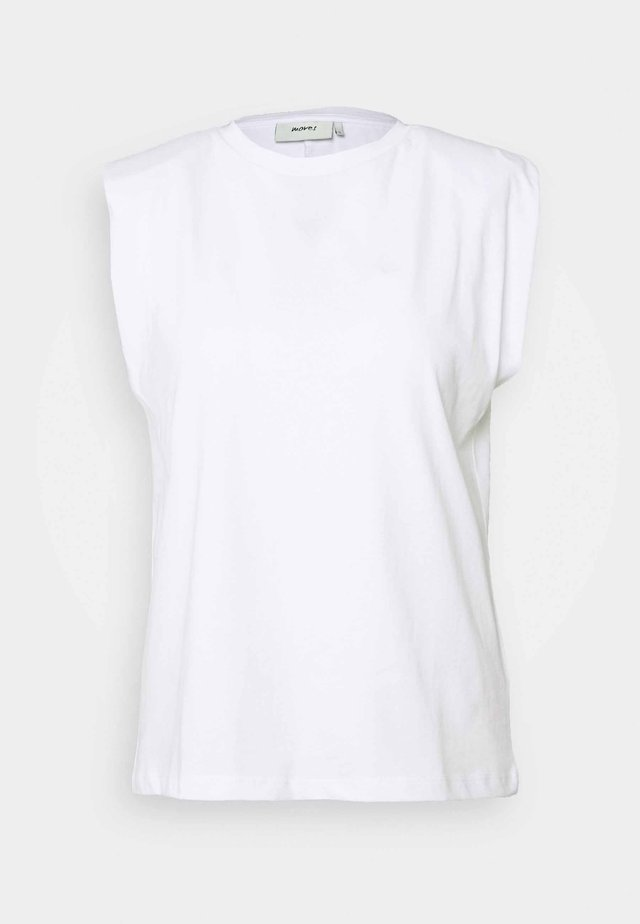 IMMA - Basic T-shirt - white
