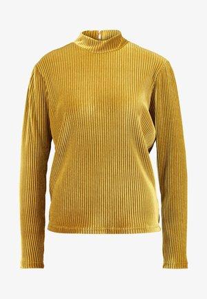 OLAJA - Pitkähihainen paita - burnished gold