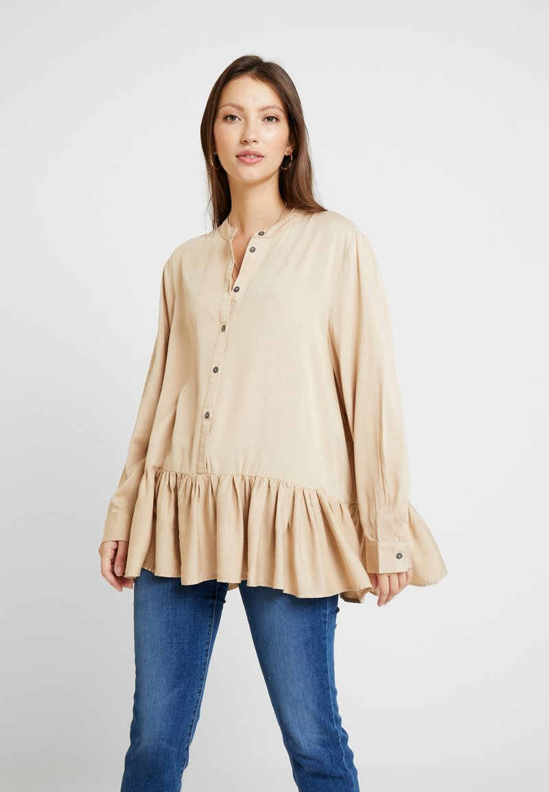Moves - SAMIO - Blouse - cocoon