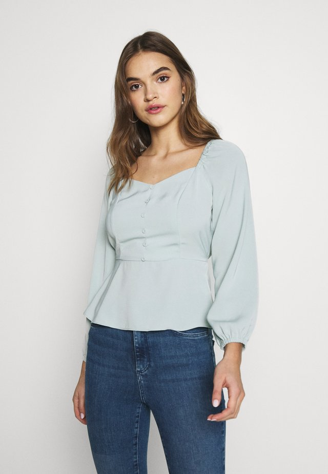 TALLAS - Blouse - mint green
