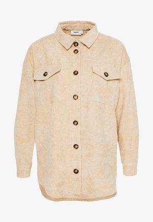 SAVISA - Button-down blouse - sahara