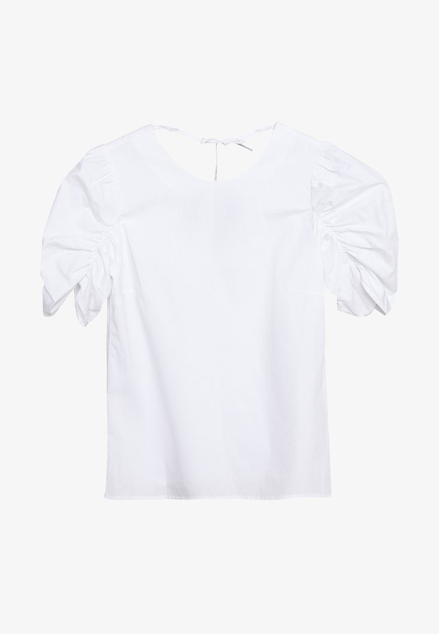 SMIKA - Blouse - white