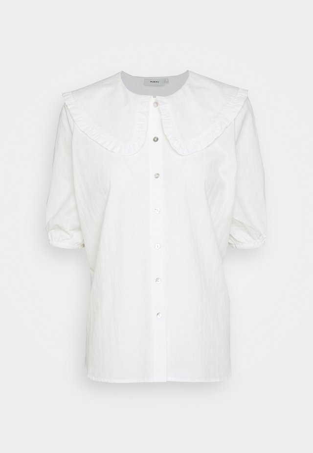 CARROLA - Blouse - ivory