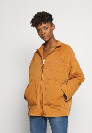 LIVAS - Light jacket - sudan