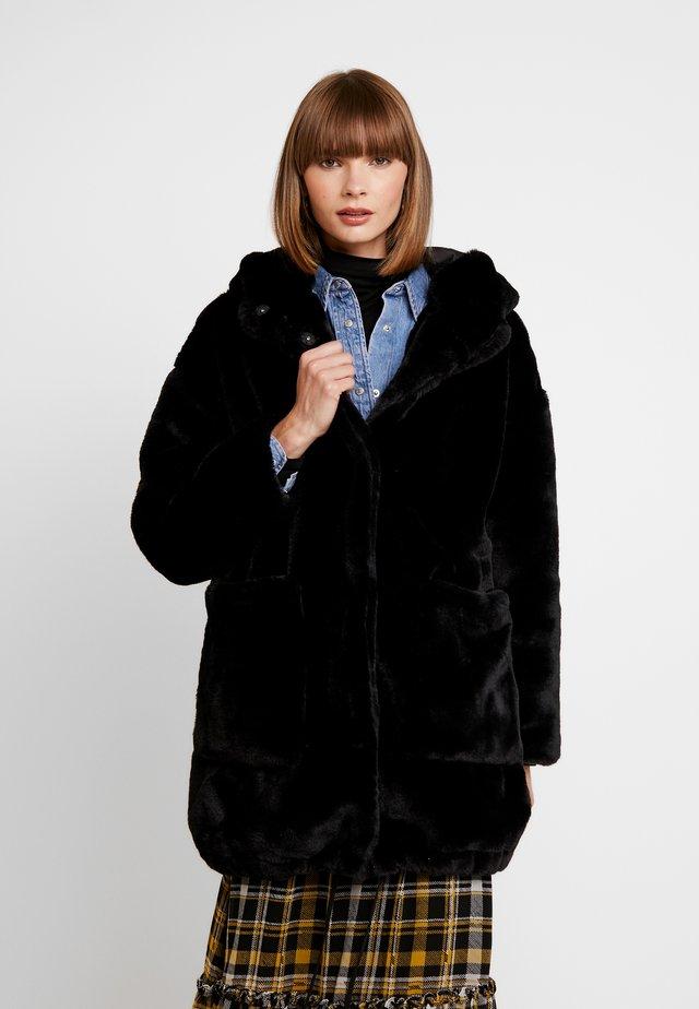 HOLIA - Winter coat - black
