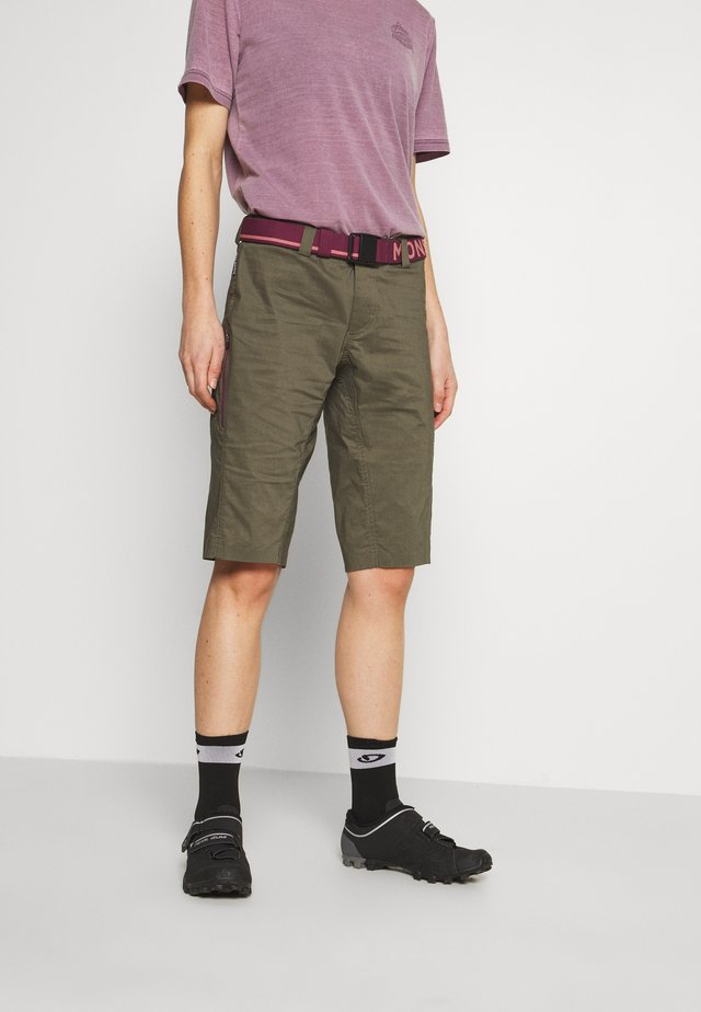 VIRAGE - Outdoorshorts - olive