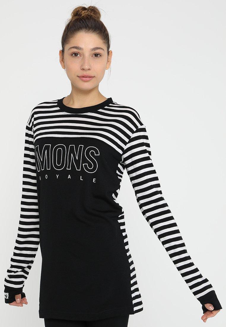 Mons Royale - YOTEI TECH - Undershirt - black