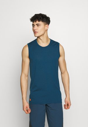 TEMPLE TECH TANK - Funktionsshirt - atlantic