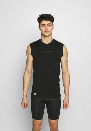 MINTARO TANK - Funktionsshirt - black
