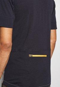 Mons Royale - CADENCE - T-Shirt print - iron/grey marl - 3