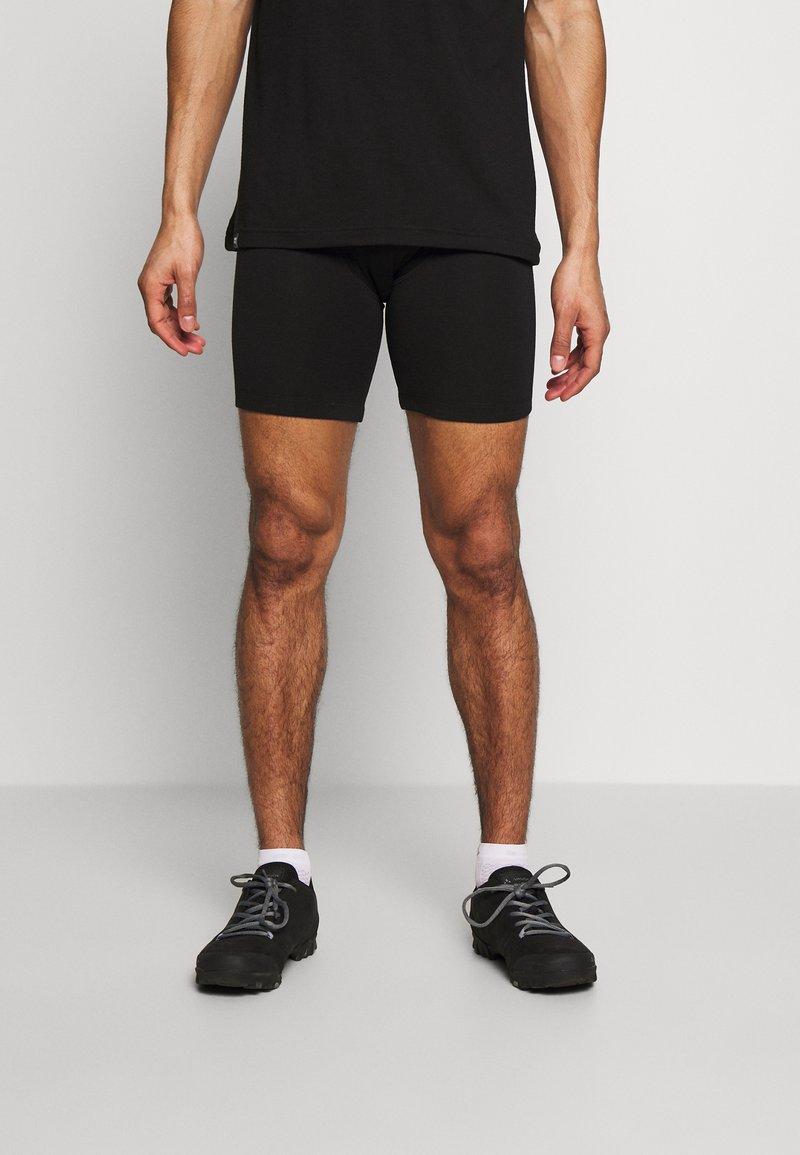 Mons Royale - ROYALE SHORTS - Leggings - black