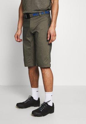 VIRAGE - Outdoor Shorts - olive