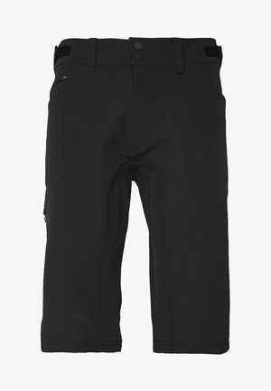 MOMENTUM BIKE SHORTS - Friluftsshorts - black