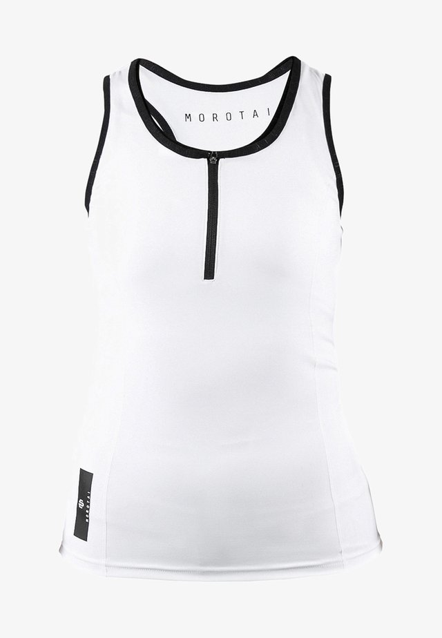 NAKA - Top - white