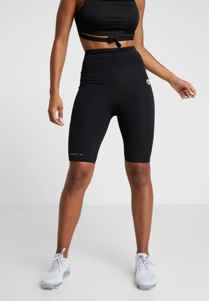 NAKA CYCLING SHORTS - Legging - black