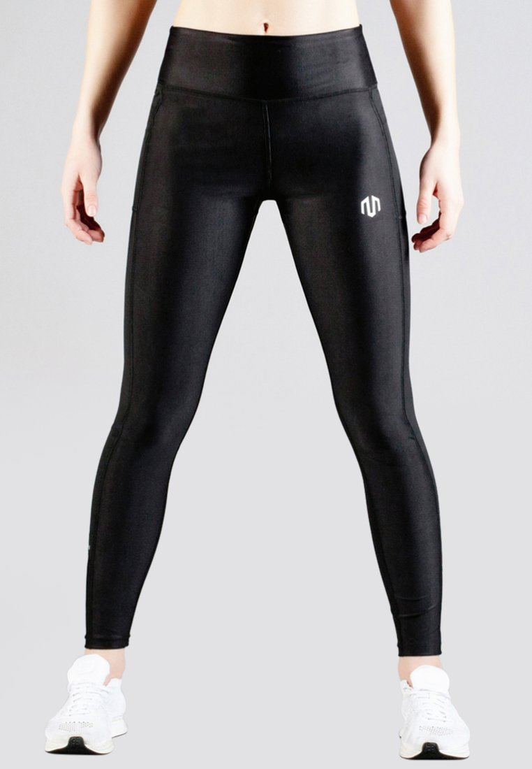 MOROTAI - Leggings - Trousers - black