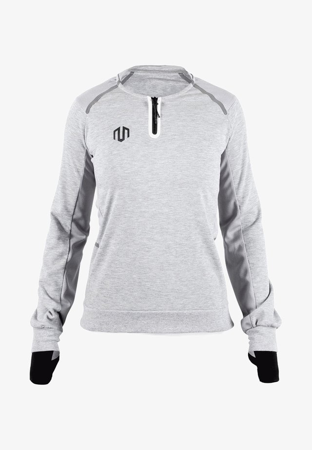 Funktionsshirt - light grey