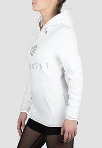 MOROTAI - Hoodie - white - 2