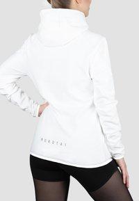 MOROTAI - Hoodie - white - 3
