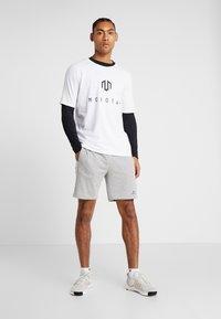 MOROTAI - Print T-shirt - white - 1
