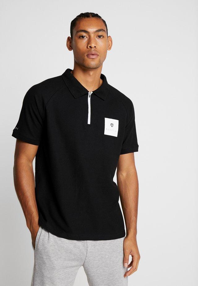 CASUAL - Sportshirt - black