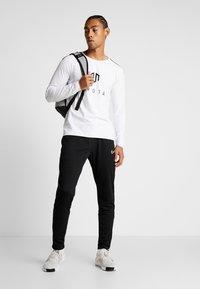 MOROTAI - BONDED LONGSLEEVE - Long sleeved top - white - 1