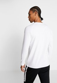 MOROTAI - BONDED LONGSLEEVE - Long sleeved top - white - 2