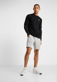 MOROTAI - PREMIUM BASIC - Basic T-shirt - black - 1