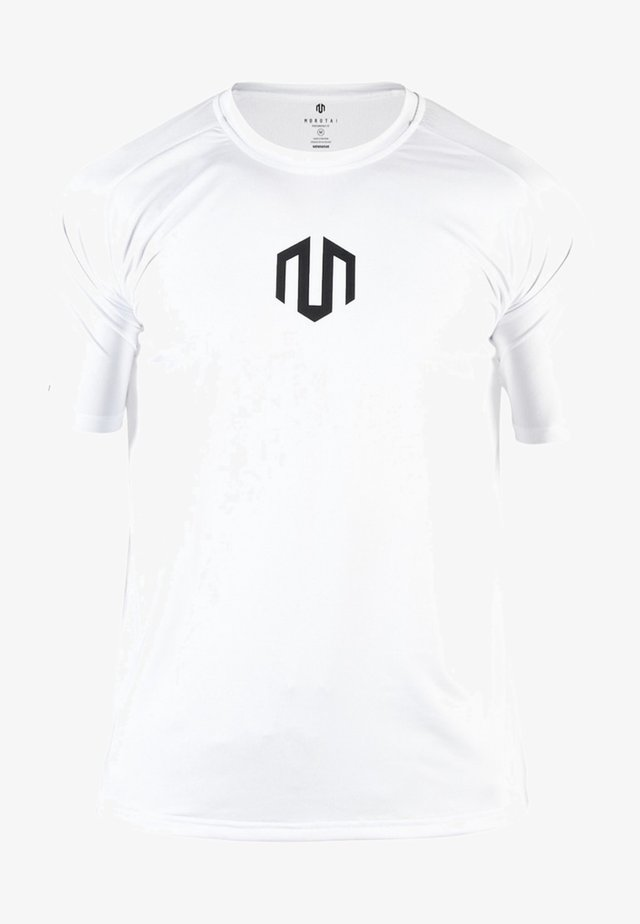 ENDURANCE - T-shirt print - white