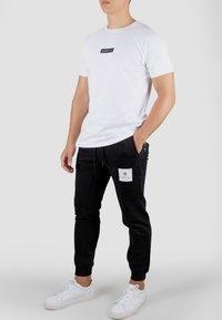 MOROTAI - Print T-shirt - white - 0