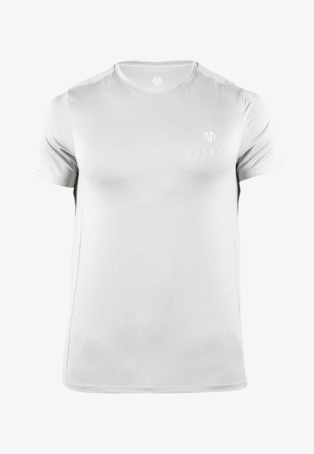 NKMR - Print T-shirt - light grey