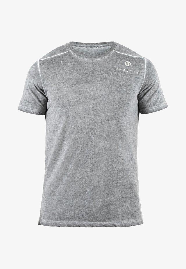 ACTIVE DRY - Basic T-shirt - dark grey