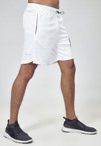 MOROTAI - NKMR TECH  - Sports shorts - white - 2