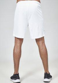 MOROTAI - NKMR TECH  - Sports shorts - white - 1