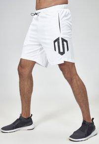 MOROTAI - NKMR TECH  - Sports shorts - white - 3