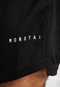 MOROTAI - NKMR TECH  - Korte broeken - black - 6
