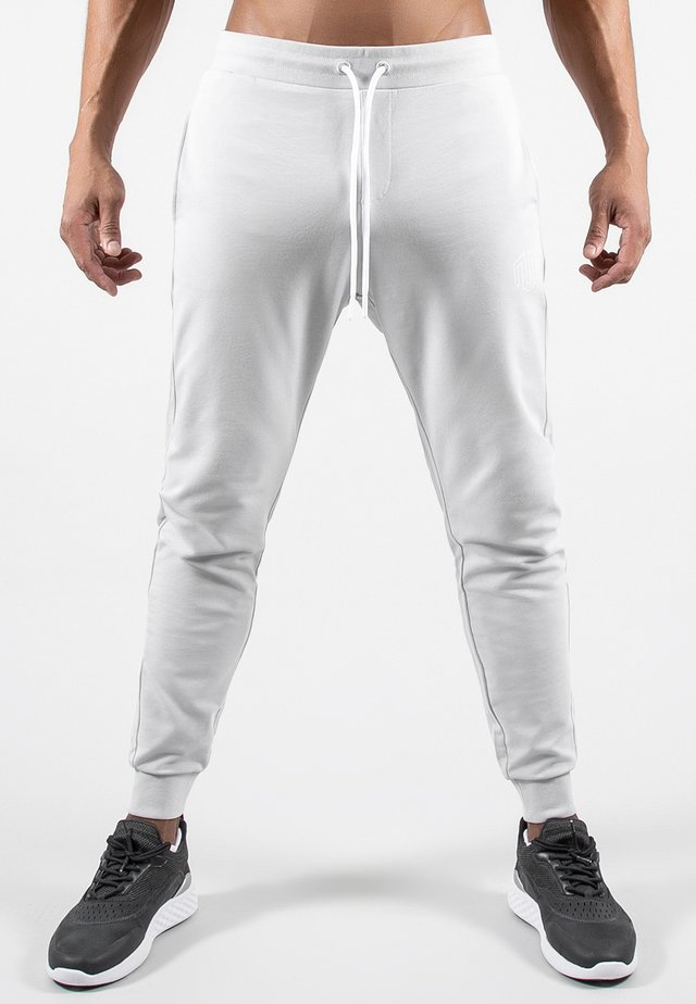 NKMR  - Tracksuit bottoms - light grey