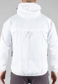 MOROTAI - Waterproof jacket - white - 2