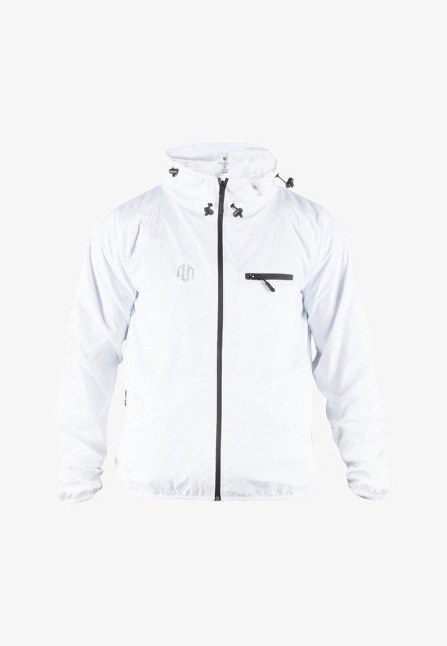 Regenjas - white