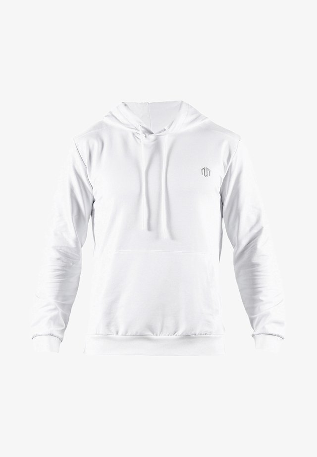 NKMR ACTIVE DRY  - Hoodie - white